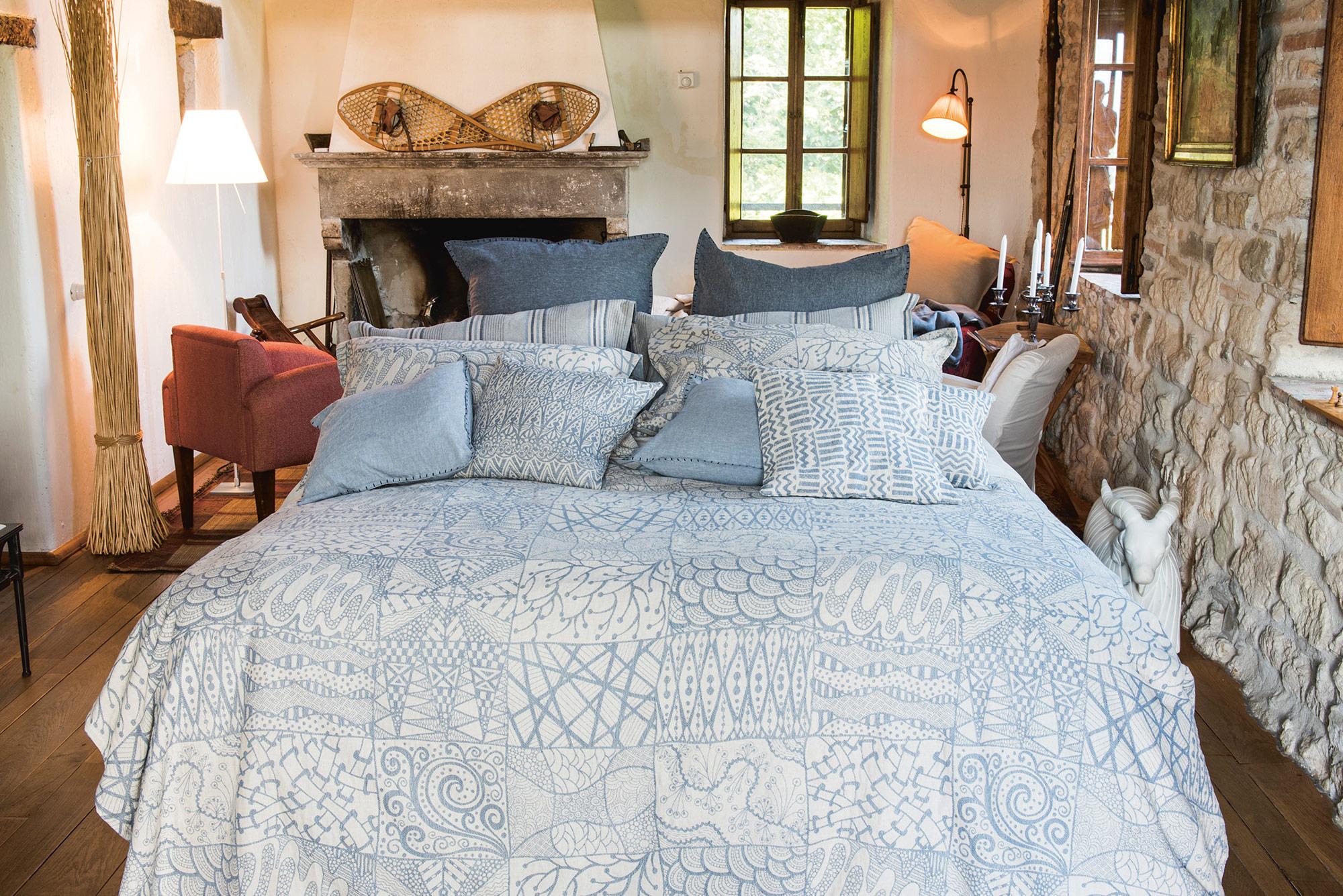 Tessitura toscane telerie le belle tovaglie stampate e l - Sognare cacca nel letto ...